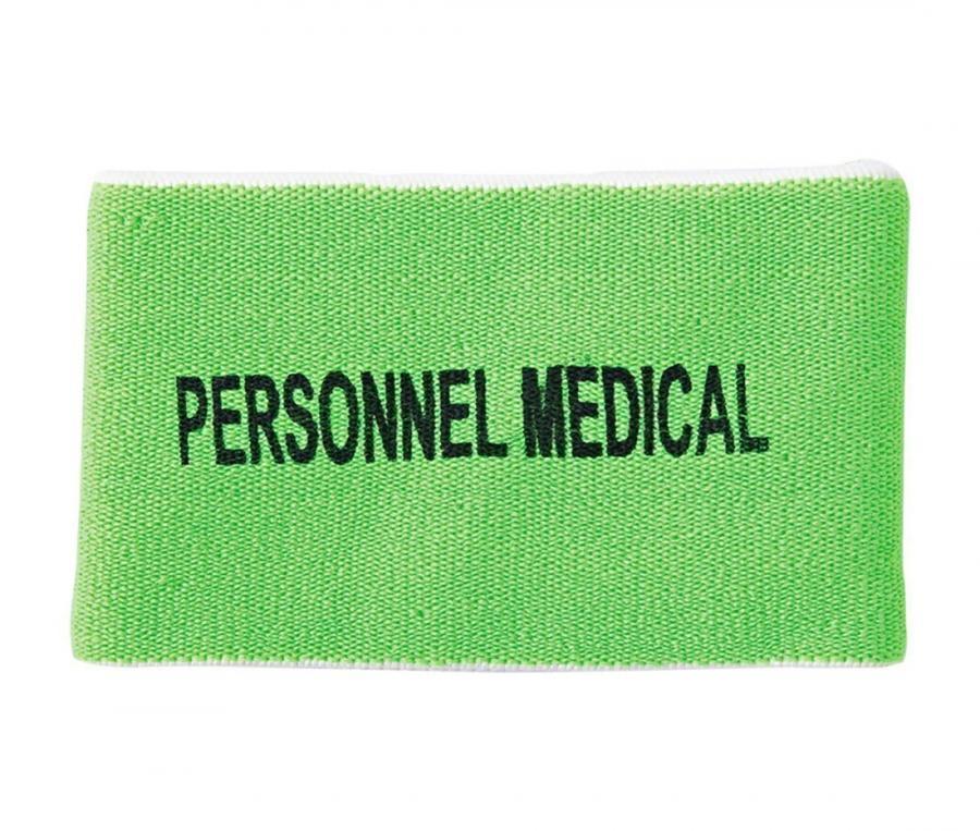Brassard Personnel Médical vert