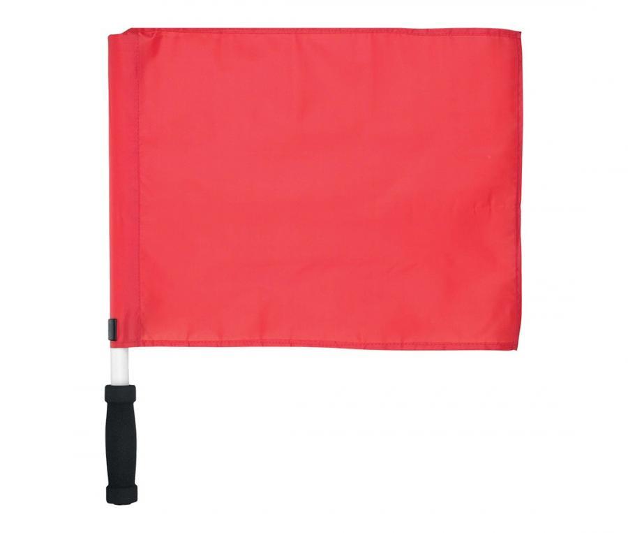 Drapeaux de Touche rouge