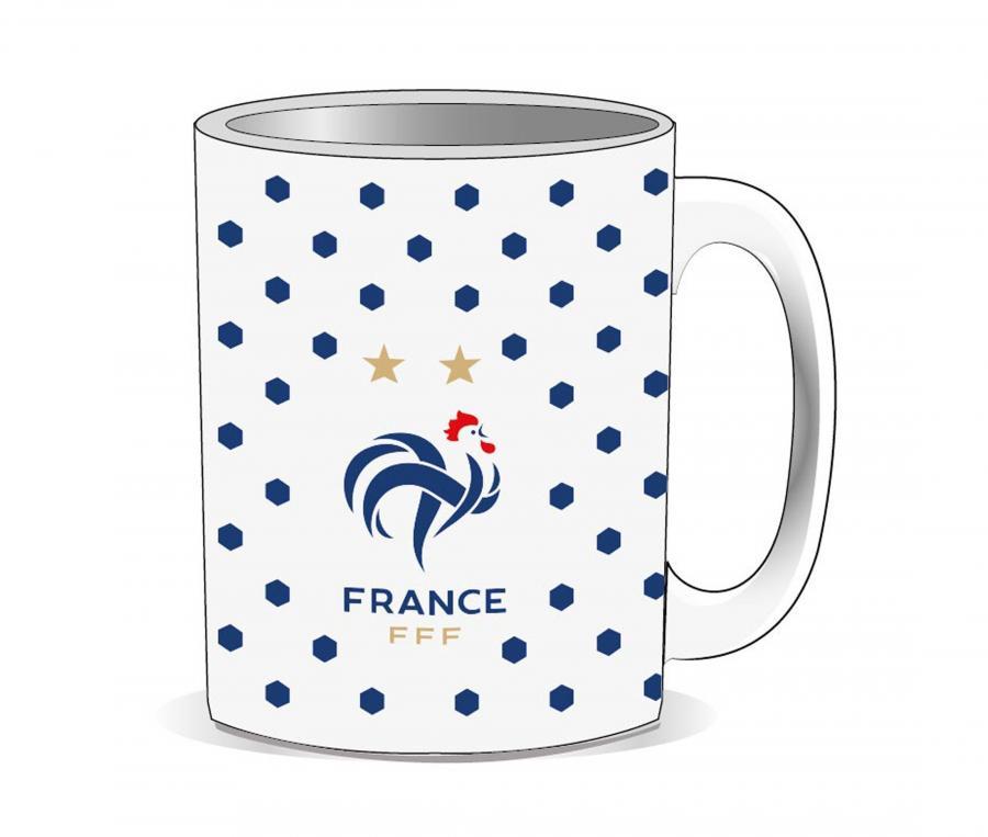Mug France 250ml Blanc Femme