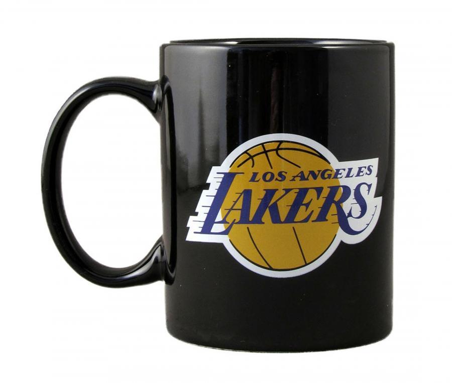 Mug Lakers NBA Logo Noir
