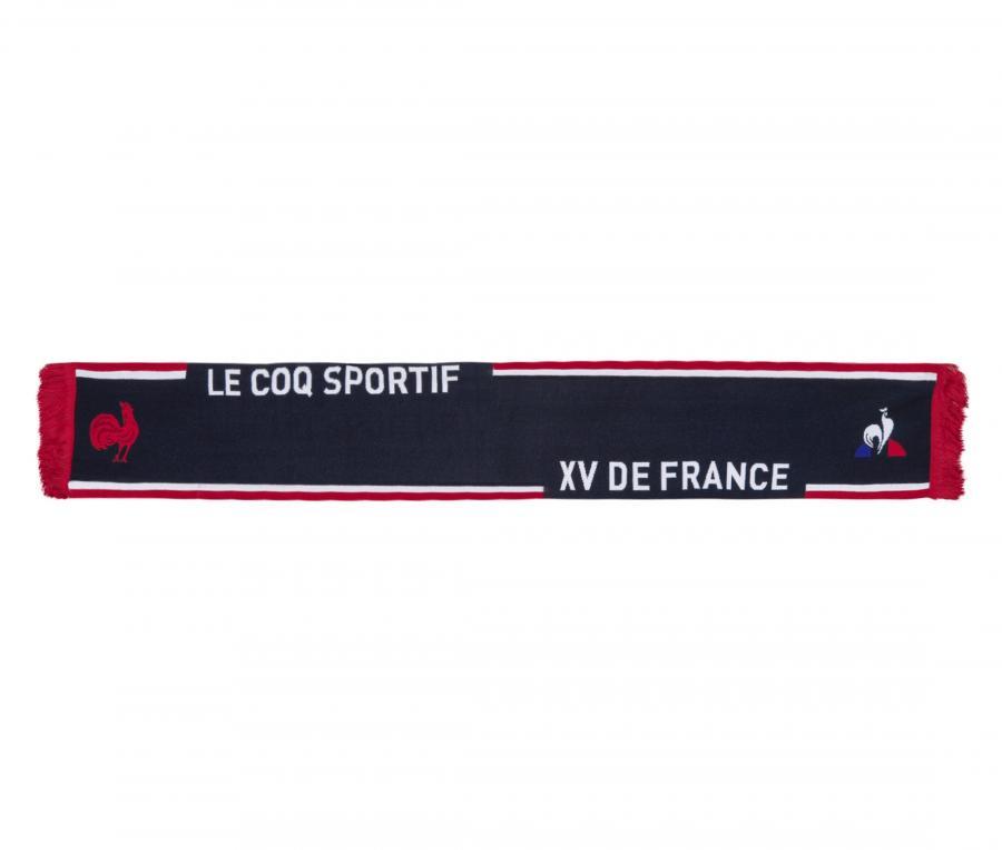 Echarpe France Rugby Bleu