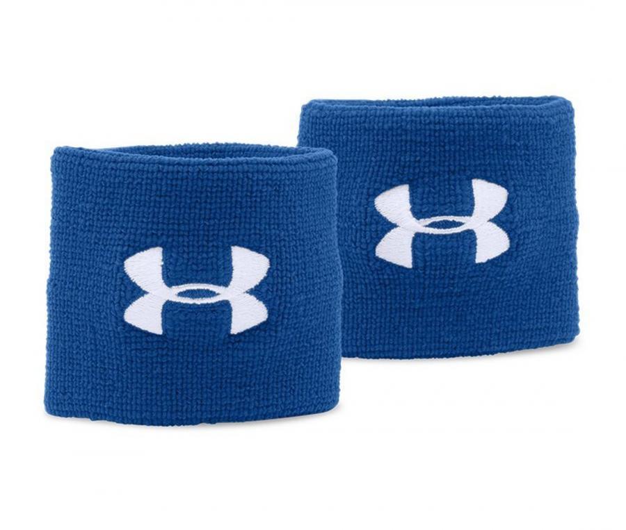 Bracelets éponge Under Armour Performance Bleu