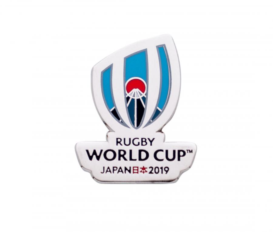 Pin's Coupe du Monde Rugby Japan 2019