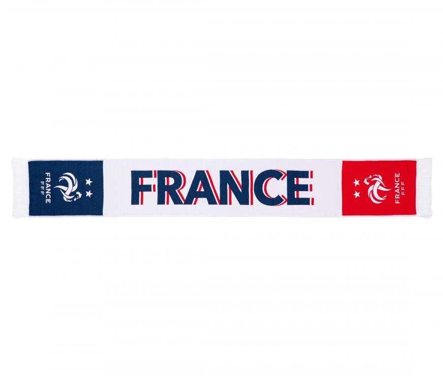 Echarpe France Tricolore Bleu/Blanc/Rouge