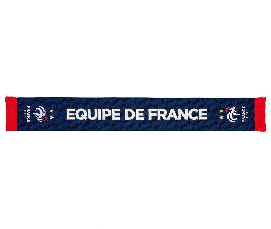 Echarpe Equipe de France Bleu