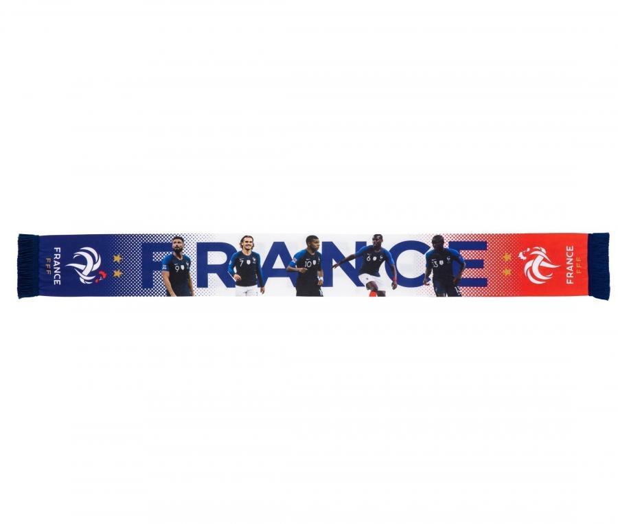 Echarpe France Sublime Players Bleu/Blanc/Rouge