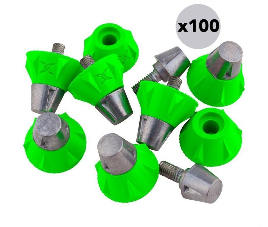 Lot de 100 Crampons de rechange ProTip hybrides 18mm vissés