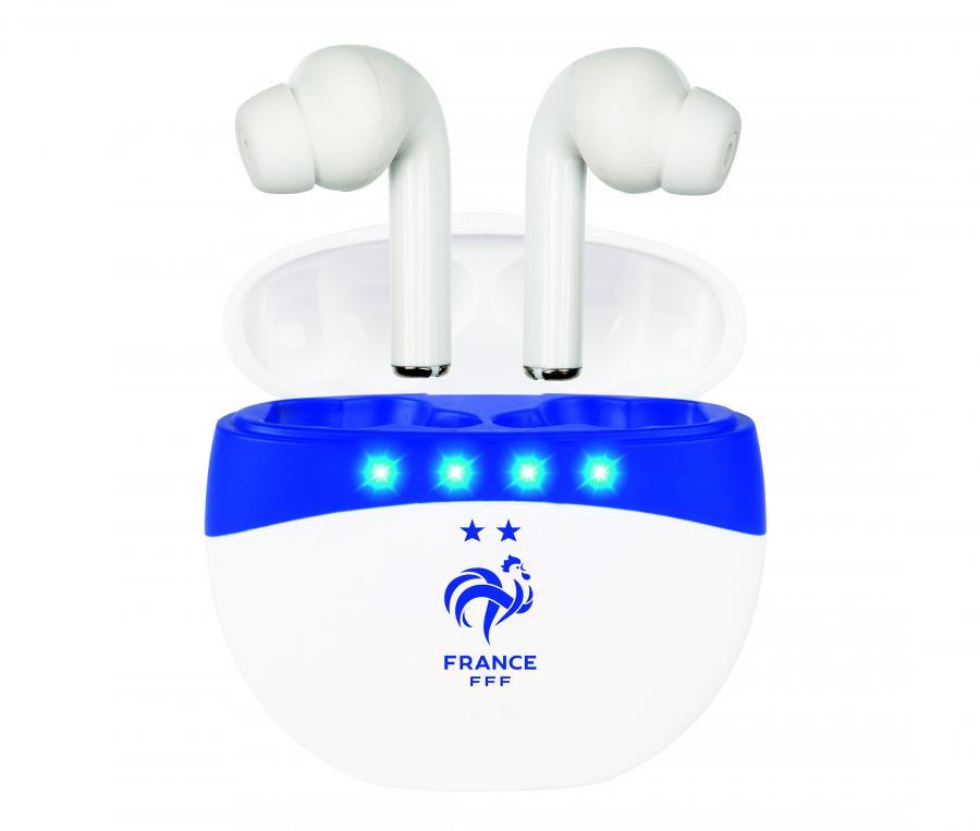 Ecouteurs sans fils FFF Blanc