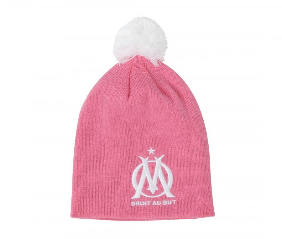OM Pompom Kid's Cap Pink