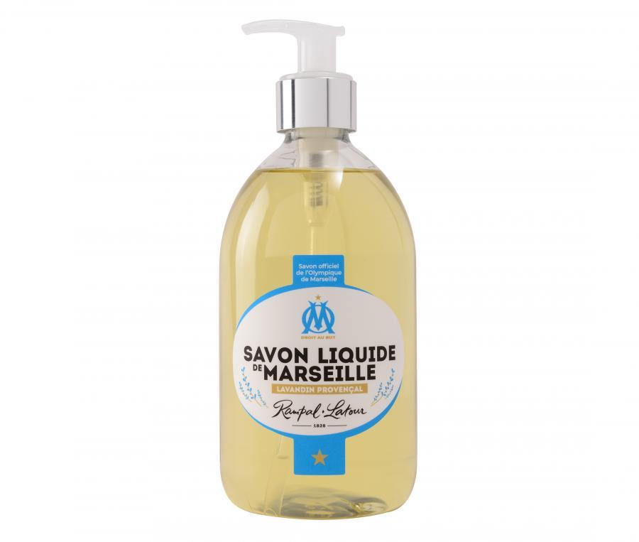 Savon liquide de Marseille Olive Lavandin