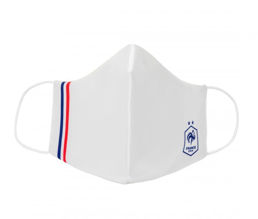Masque de protection France Blanc