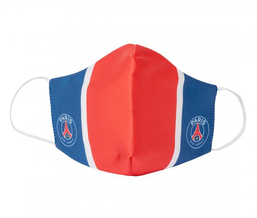 Masque de protection PSG Rouge/Bleu