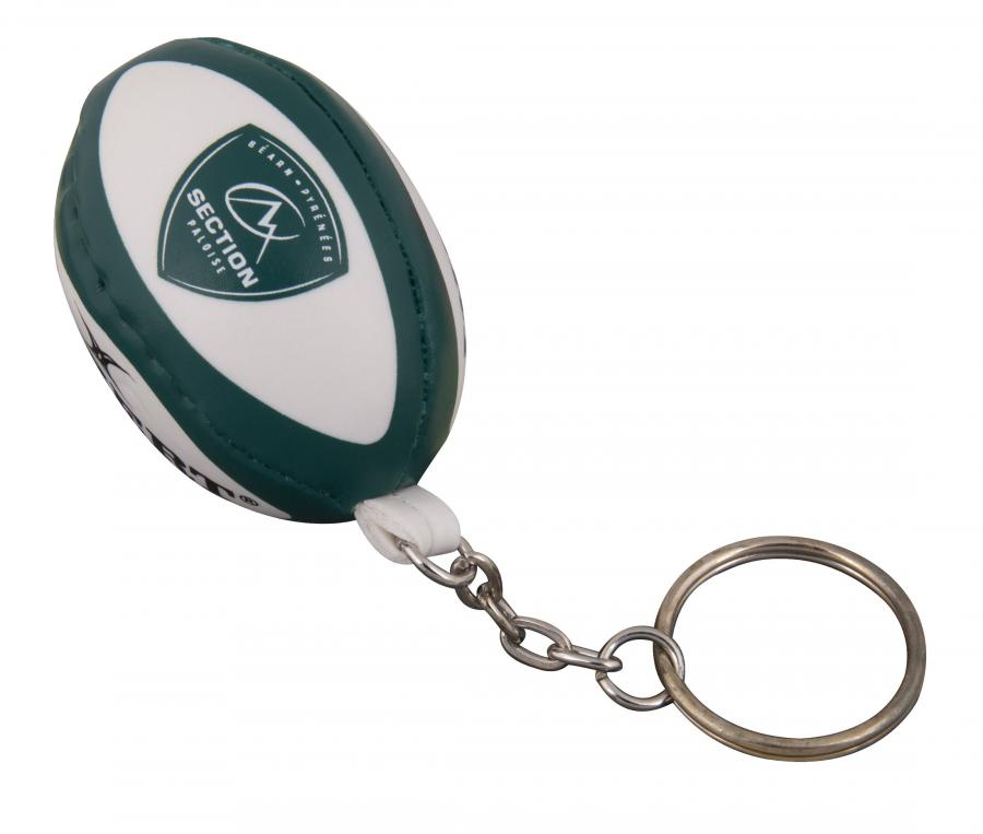 Porte-clés Gilbert Pau Blanc/Vert